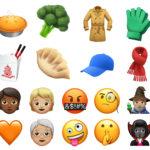 Nuevos emojis para iOS 11.1