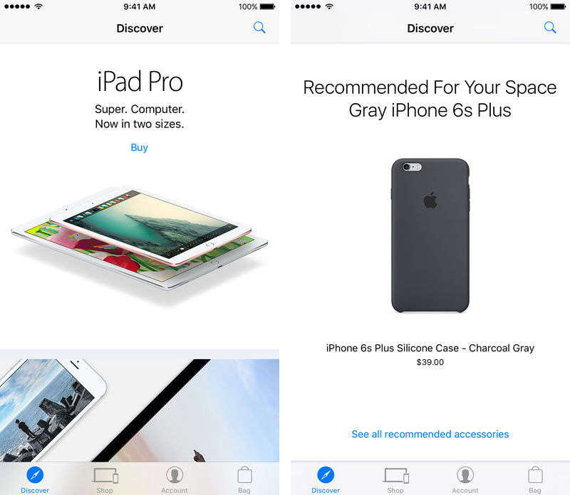 App de la Apple Store