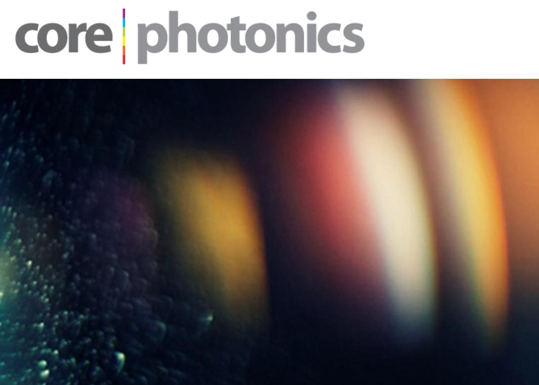 Logo de Corephotonics