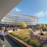Render de las nuevas oficinas de Apple en Sunnyvale