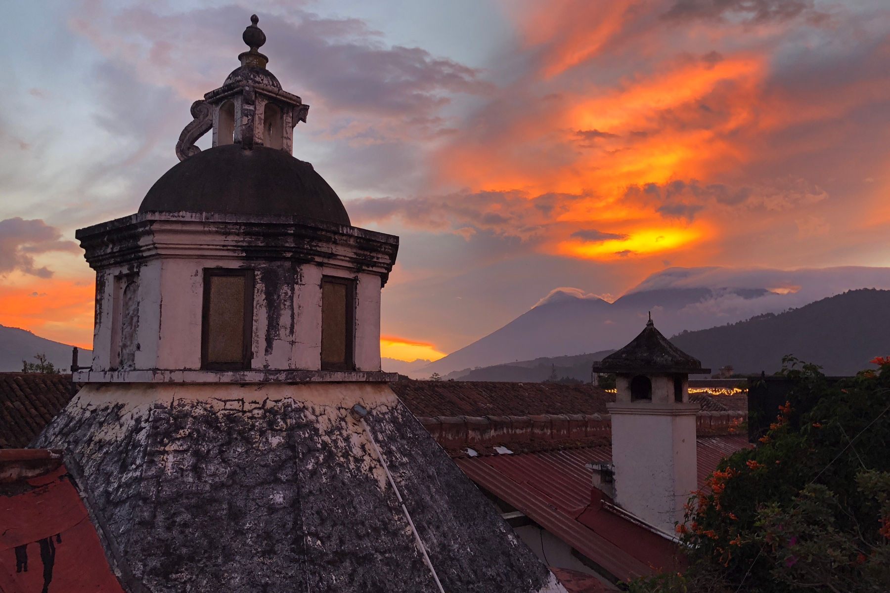 Foto hecha por Austin Mann en Guatemala con un iPhone X