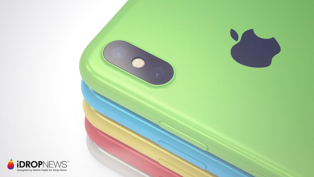 Concepto de diseño de Martin Hajek: iPhone XC