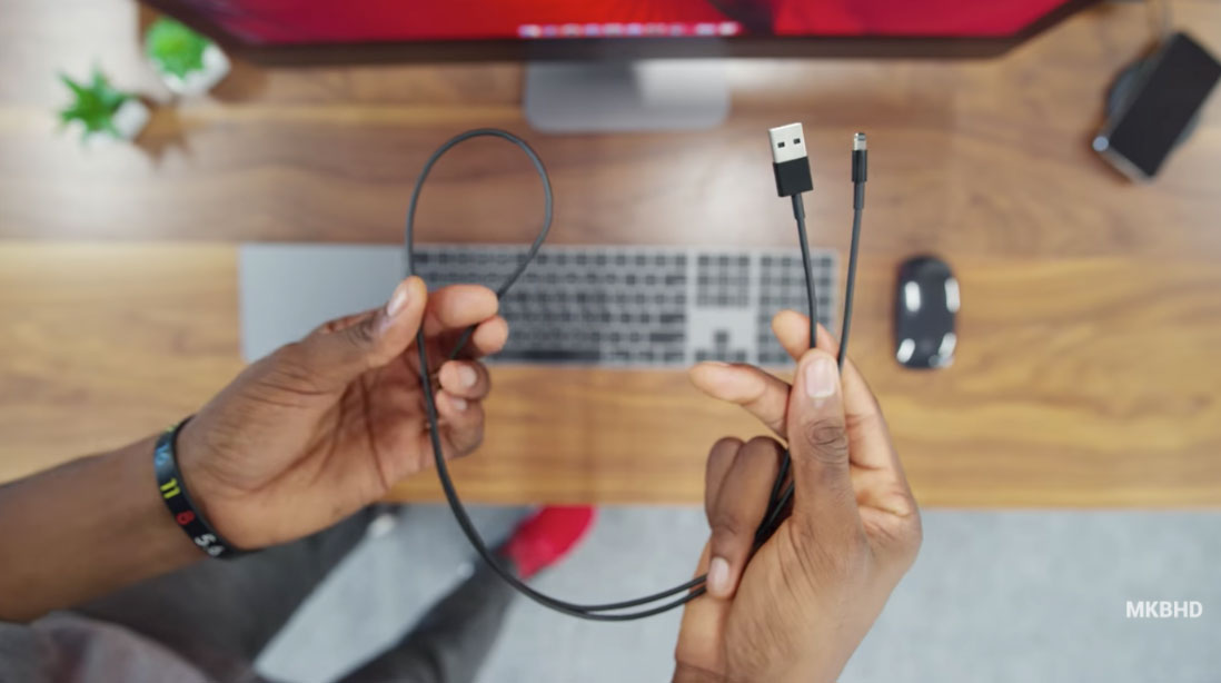 Cable Lightning Negro