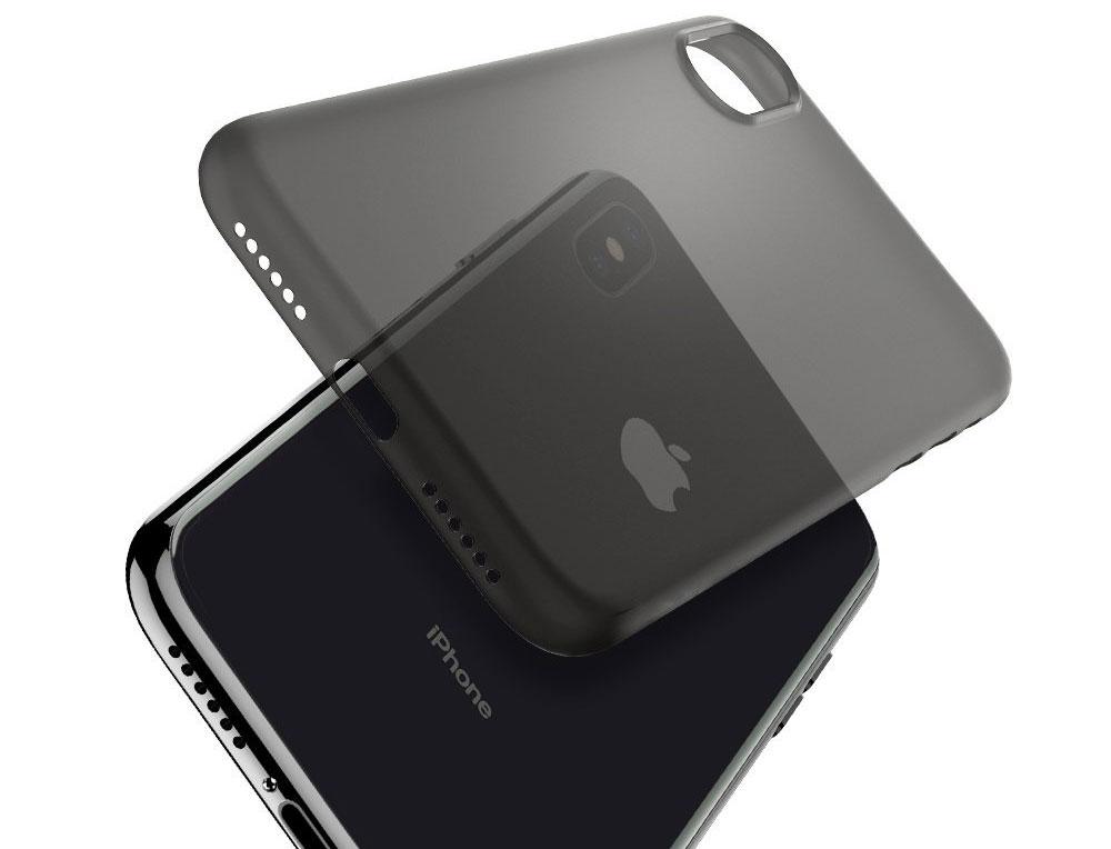 Funda para iPhone X Sir Skin de Spigen