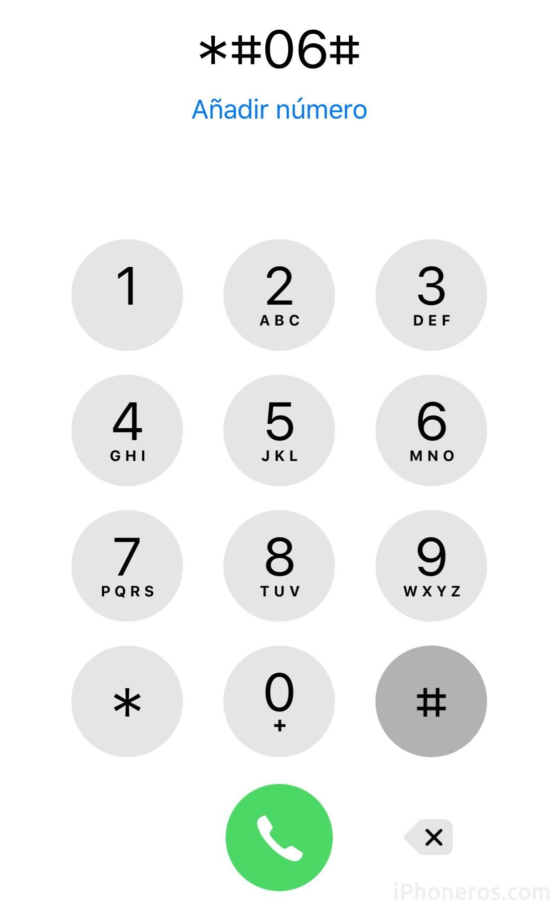 Cómo conseguir el número de IMEI de cualquier móvil