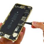Batería del iPhone seis Plus