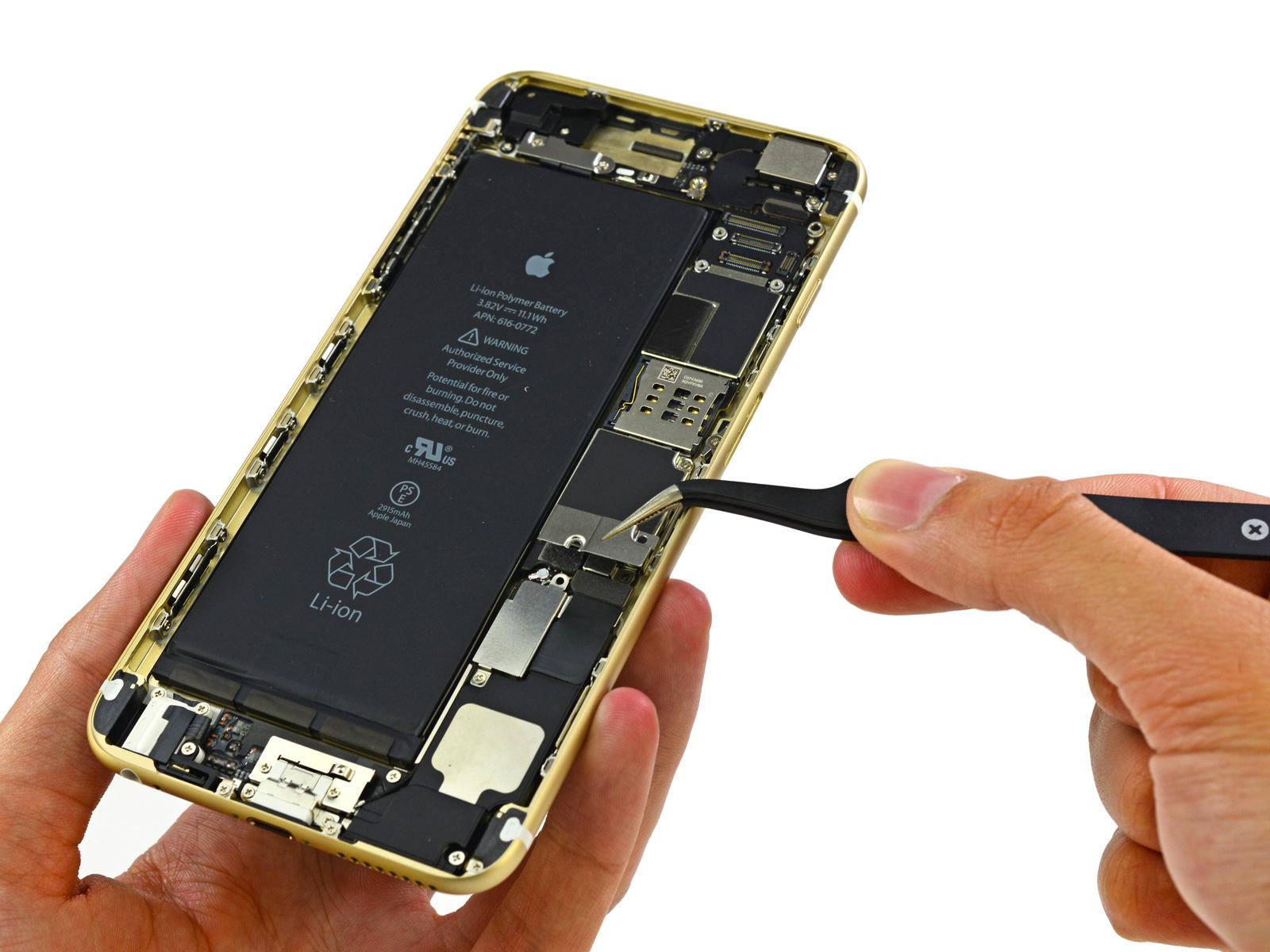 Batería del iPhone 6 Plus