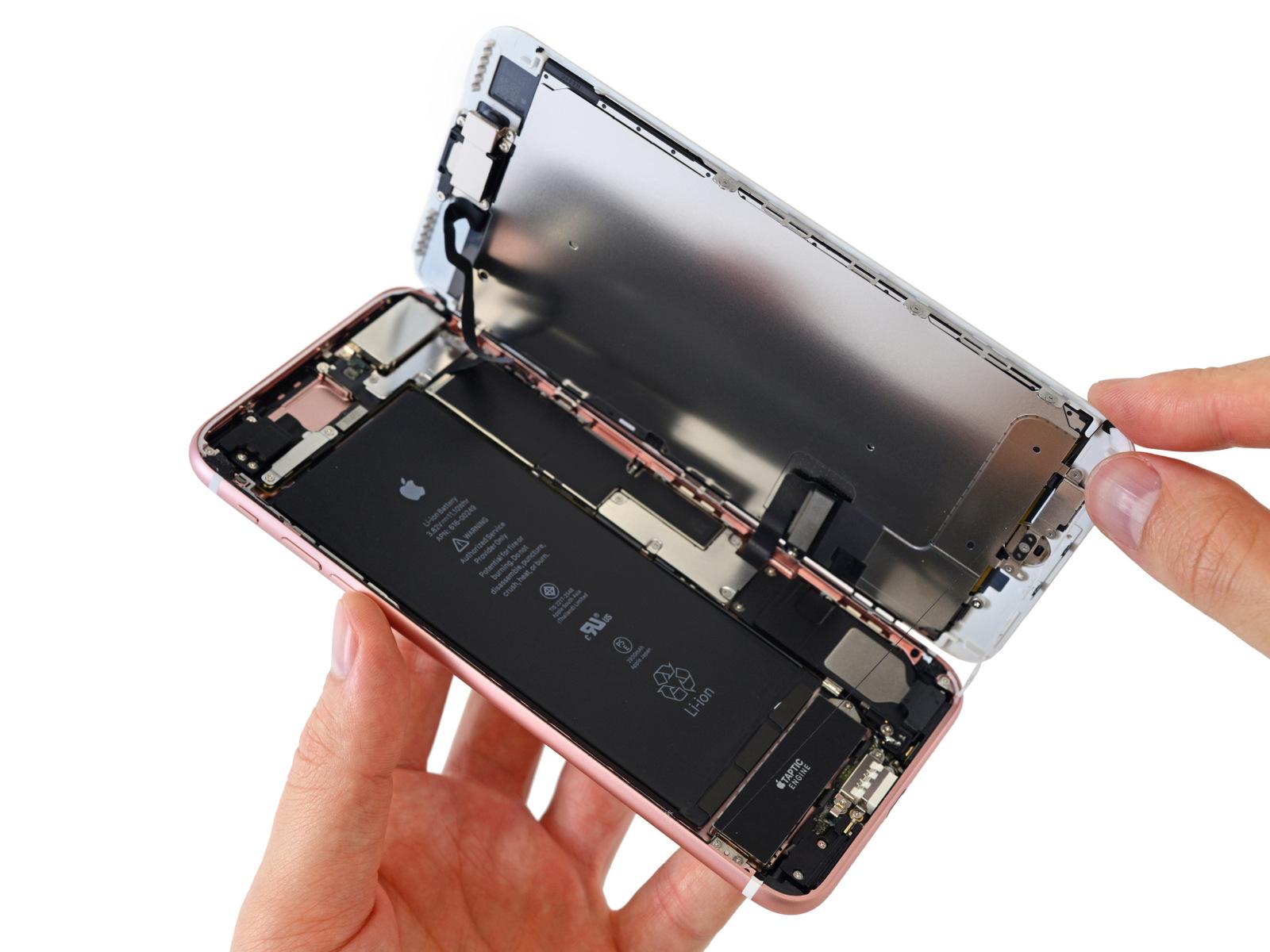 Batería del iPhone 7 Plus