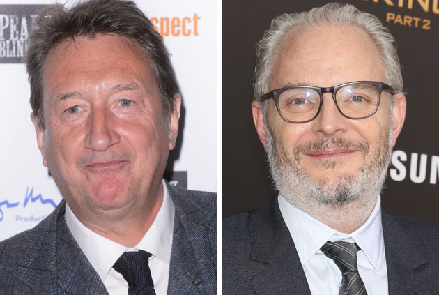 Steven Knight & Francis Lawrence