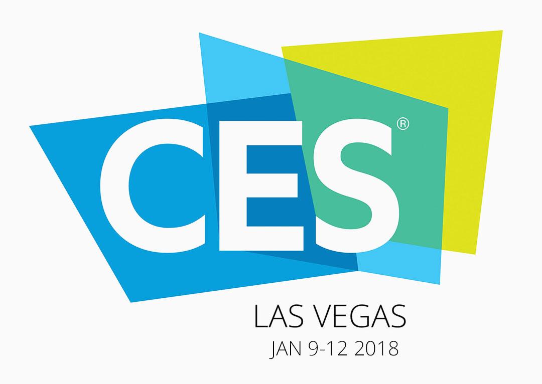 Logo del CES 2018