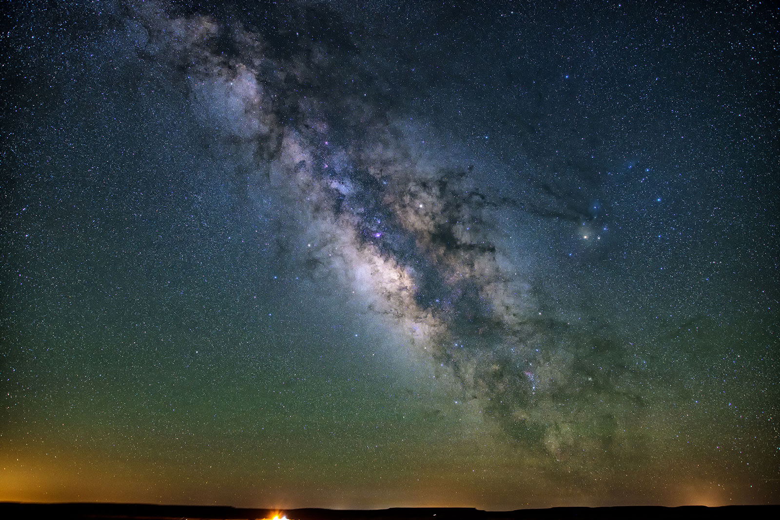 Milky Way de John Fowler