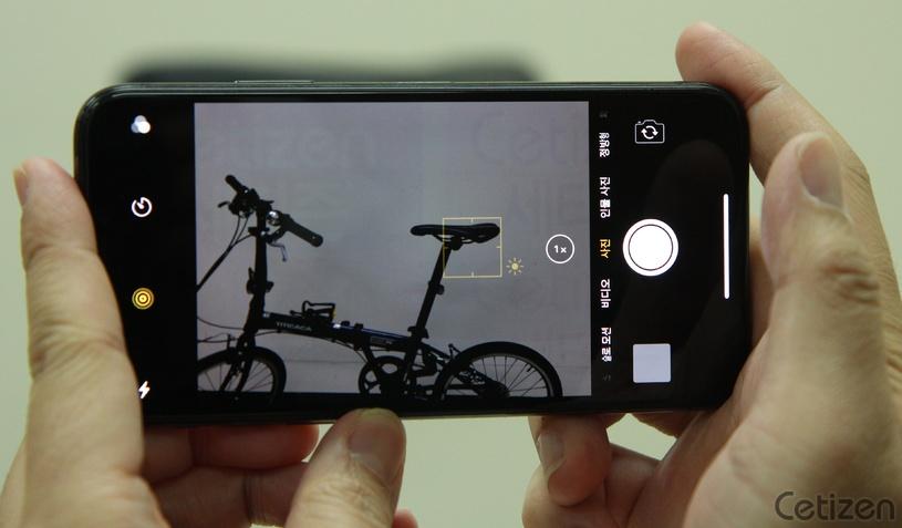 iPhone X con pixeles quemados en su pantalla OLED