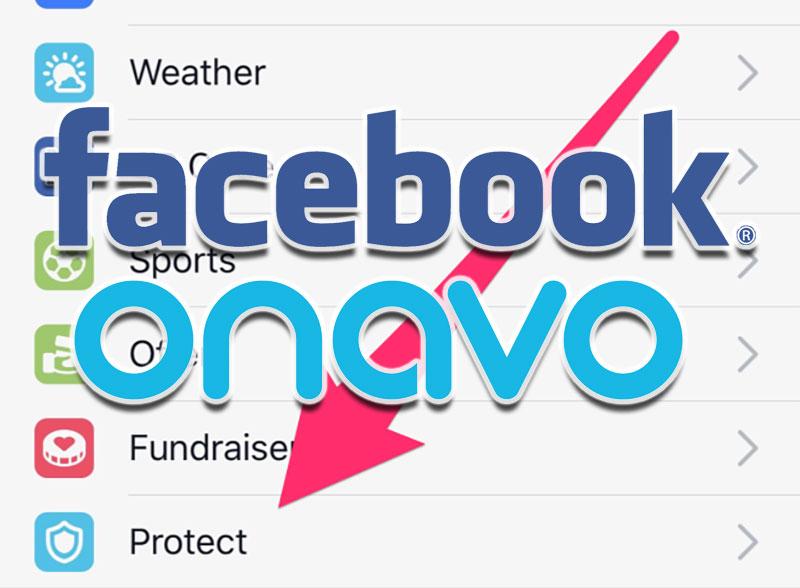 Facebook y Onavo