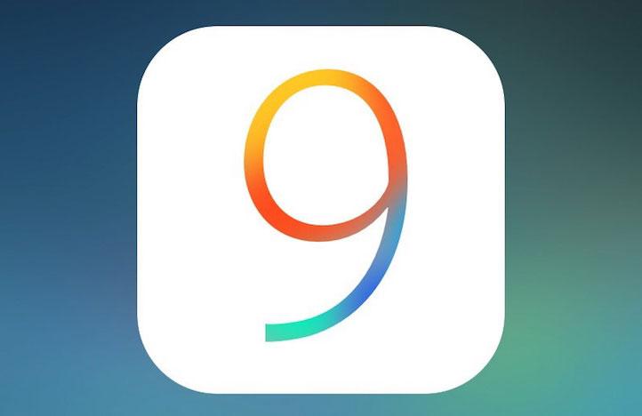 Logo de iOS 9