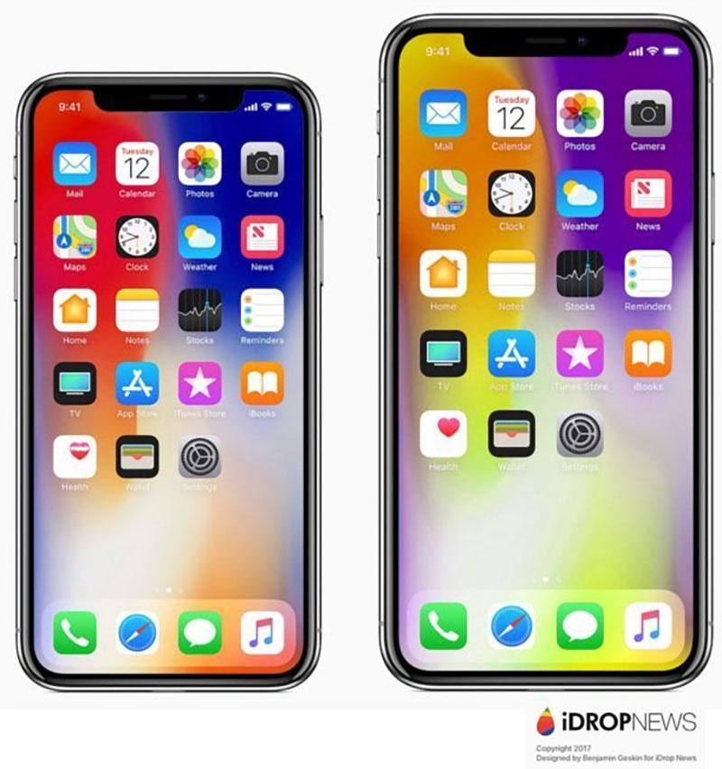 El Iphone X Y X Plus De Este Año Podría Comprarse Por 899 Dólares Según Un Analista En Iphoneros