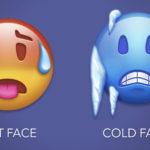 Nuevos emojis para el 2018