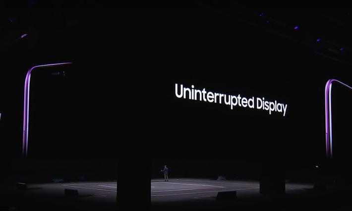 Presentación del Galaxy S9