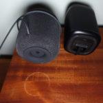 El Sonos One también deja marcas en las mesas de madera [anillogate]