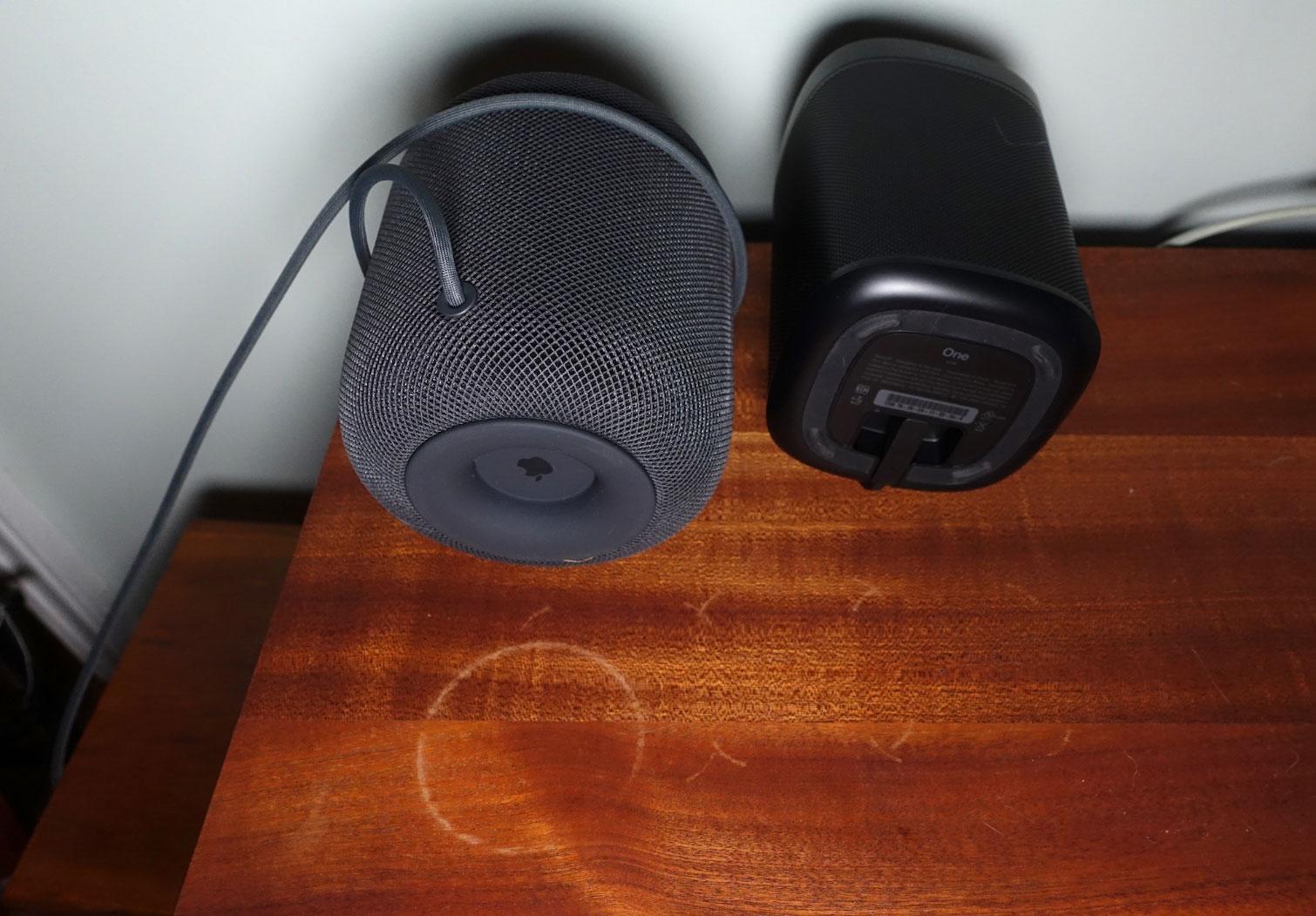 El Sonos One también deja huella