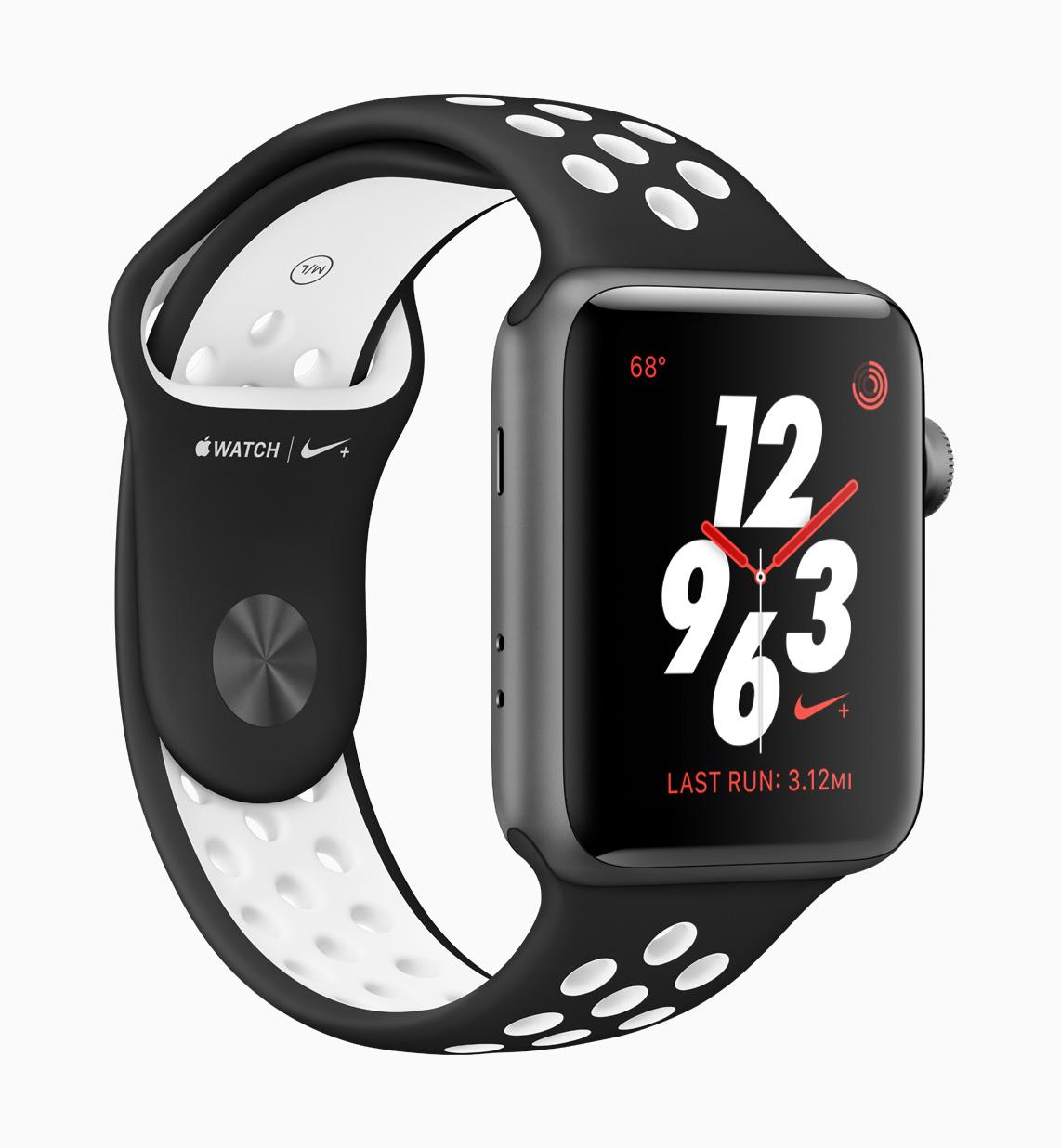 Apple Watch Nike+ Primavera 2018