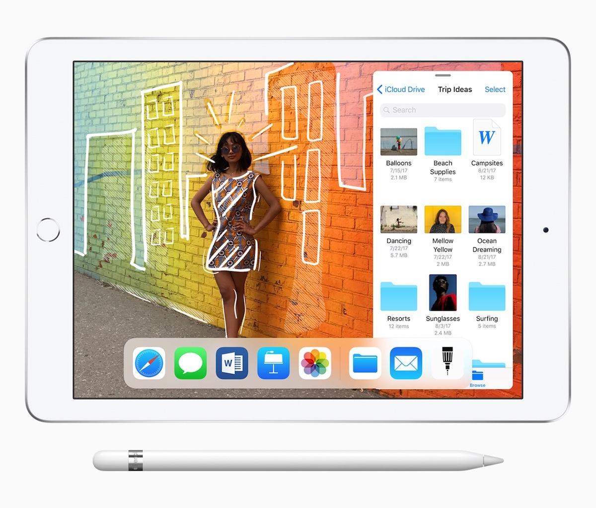 Nuevo modelo de iPad de 9,7 pulgadas