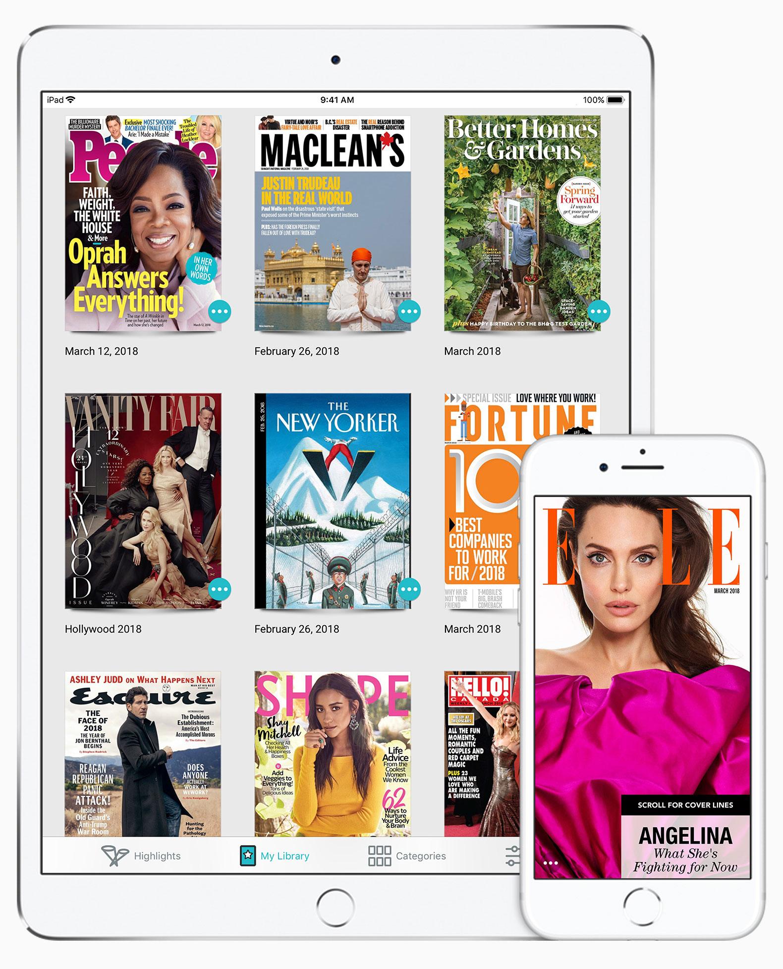 Texture en el iPad u iPhone