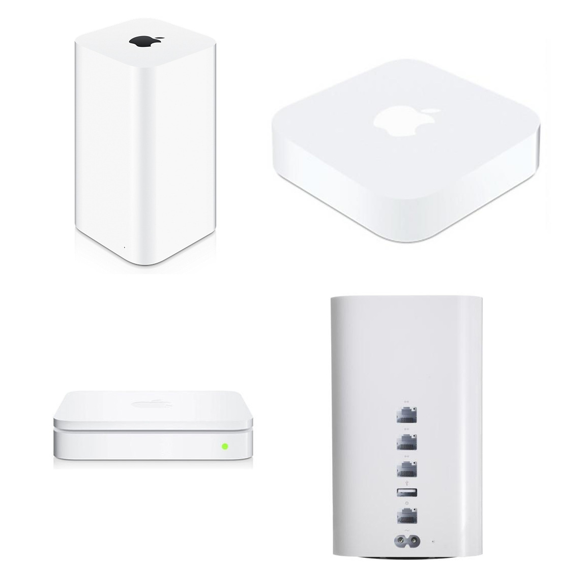 Airport Wireless de Apple