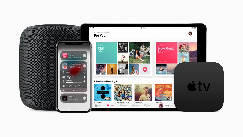 HomePod, iPad o iPhone