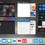 Multitarea en el iPad