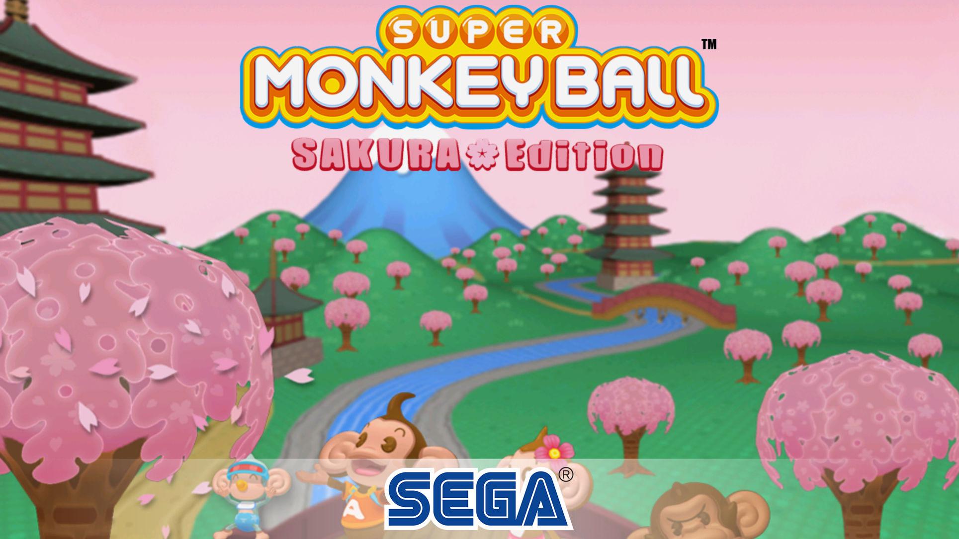 Super Monkey Ball 2: Sakura