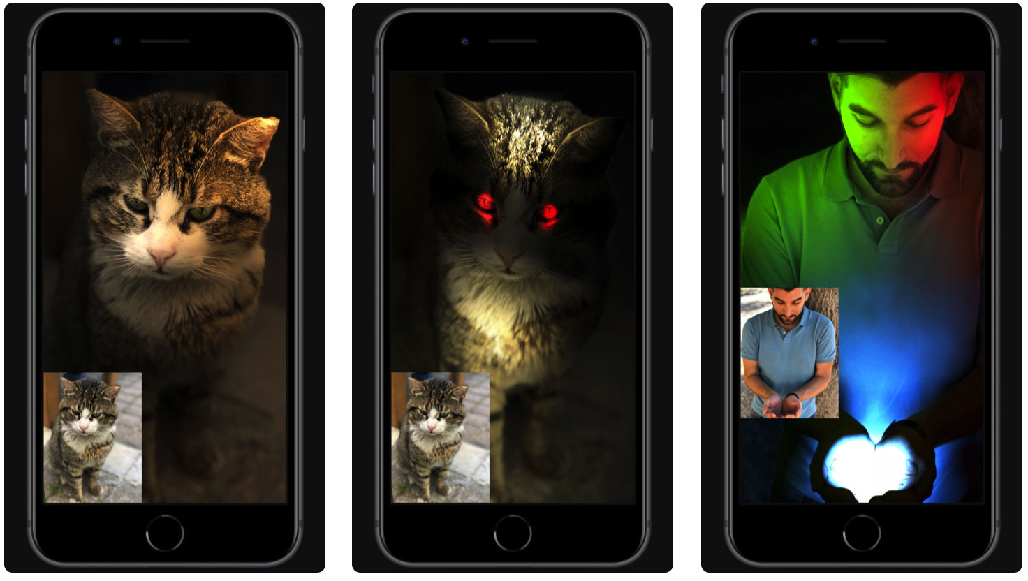 Apollo, App de iluminación 3D para las fotos de retrato
