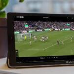 Cómo ver la TV gratis en un iPad o iPhone