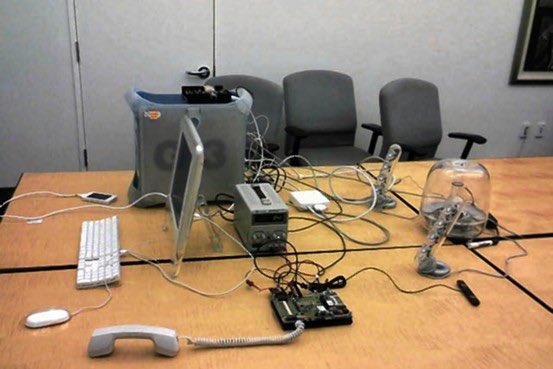 Sistema para desarrollar el software del iPhone