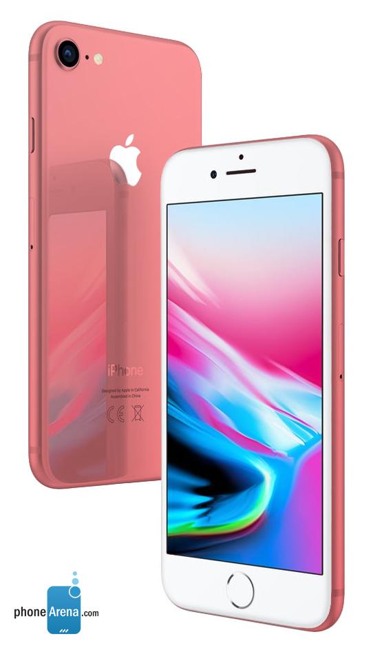 Concepto de diseño de iPhone LCD del año 2018