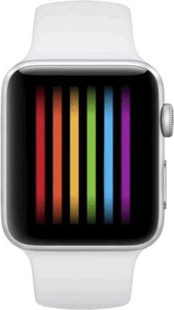 Arcoíris en el Apple Watch