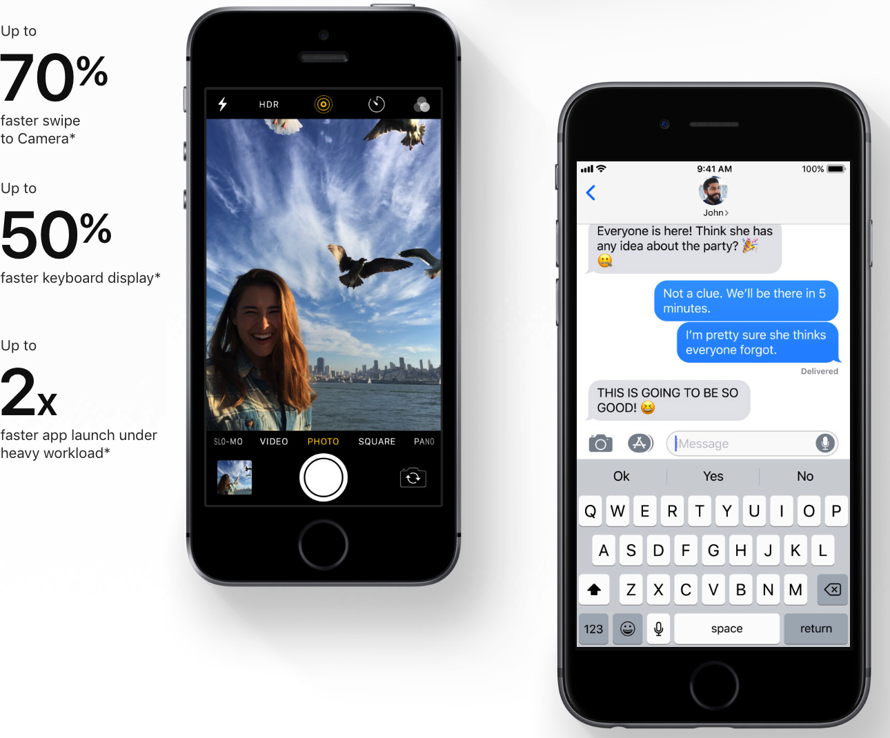 Mas velocidad con iOS 12