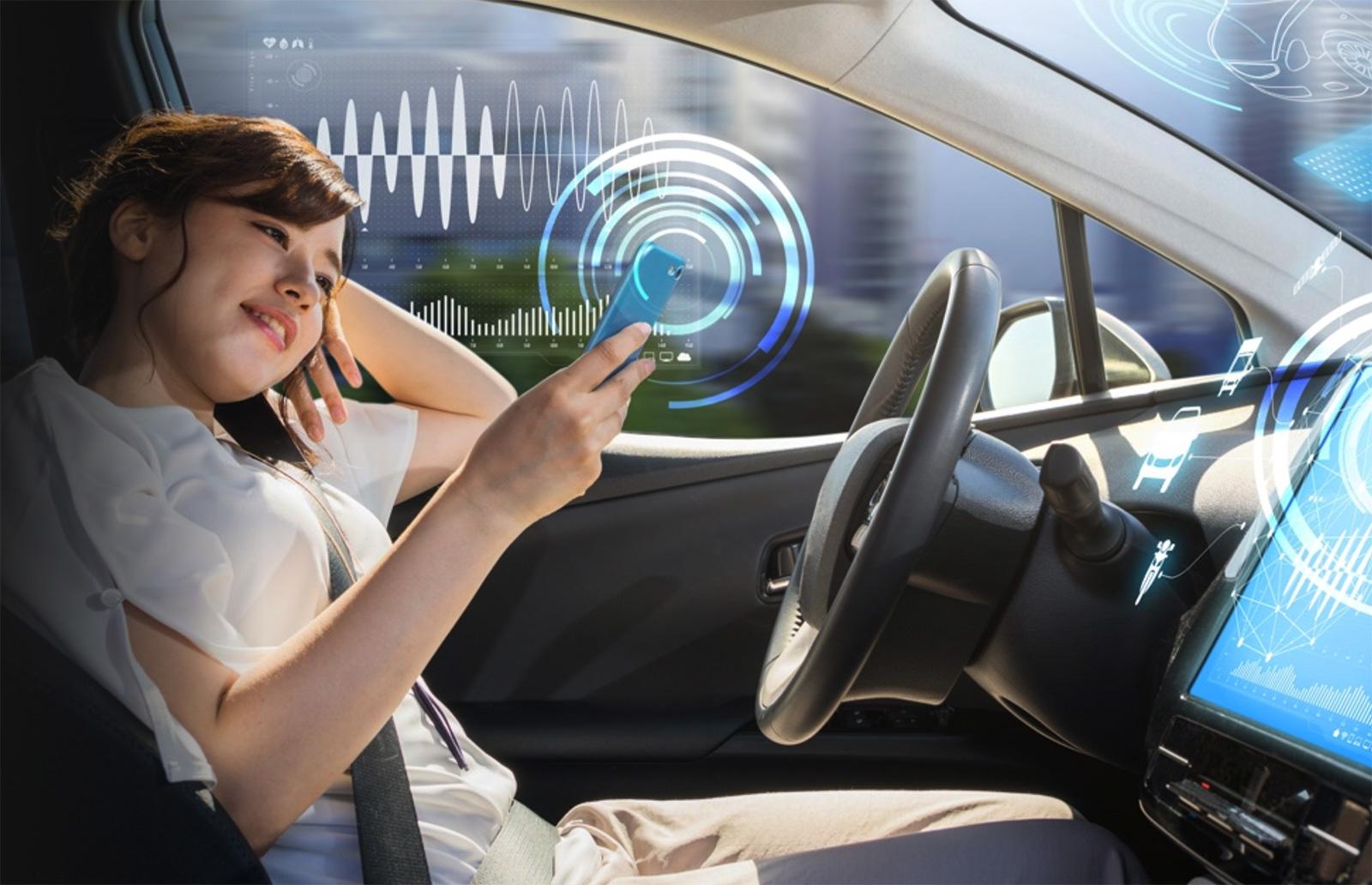 Conectando el Smartphone a un coche