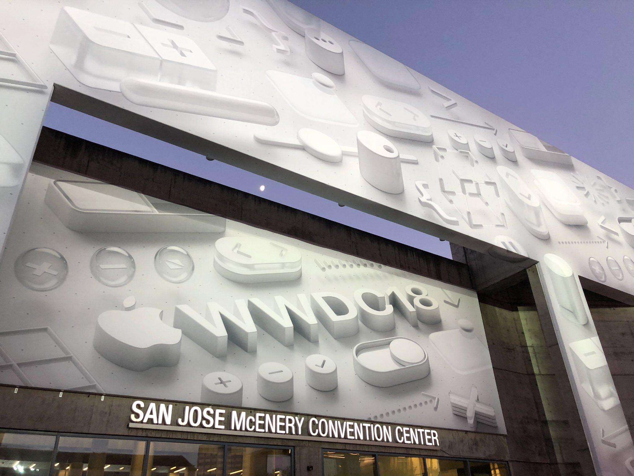 McEnery Convention Center listo para la WWDC 2018