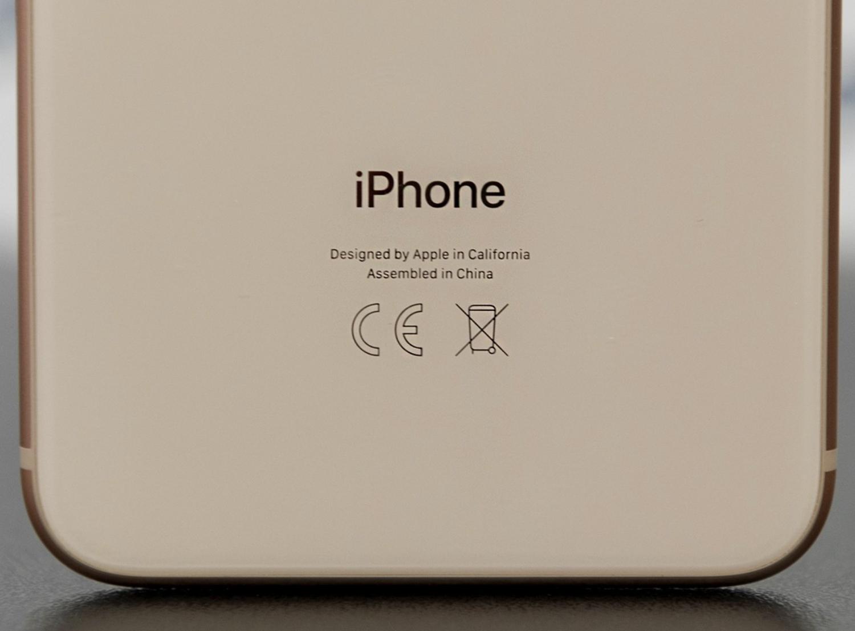 iPhone hecho en China