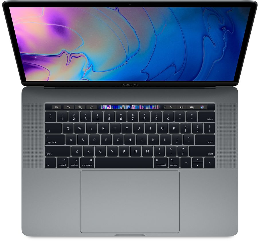 """Nuevo MacBook Pro de 15"""" con Touch Bar"""