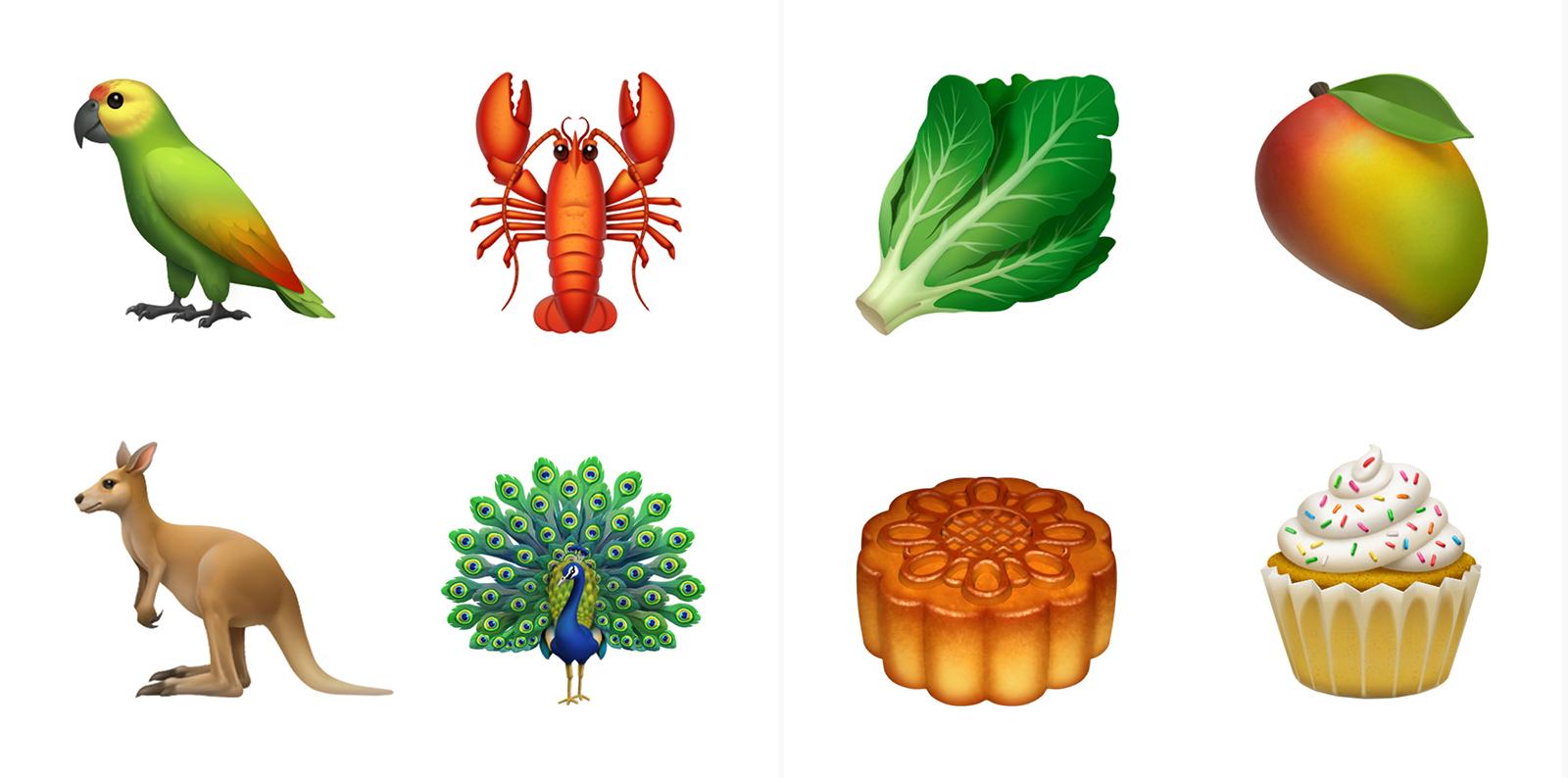 Nuevos emojis en iOS 12