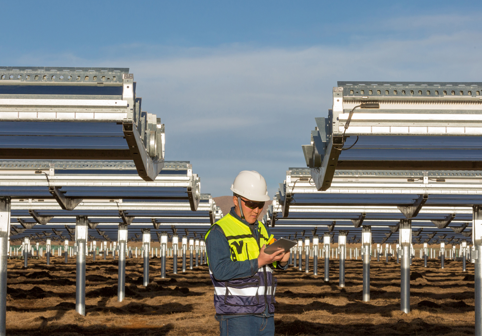 Planta fotovoltaica de Apple en la provincia china de Sichuan