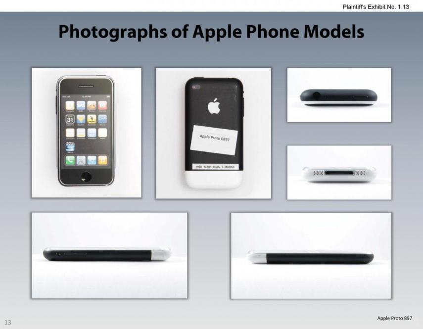 Prototipo de iPhone
