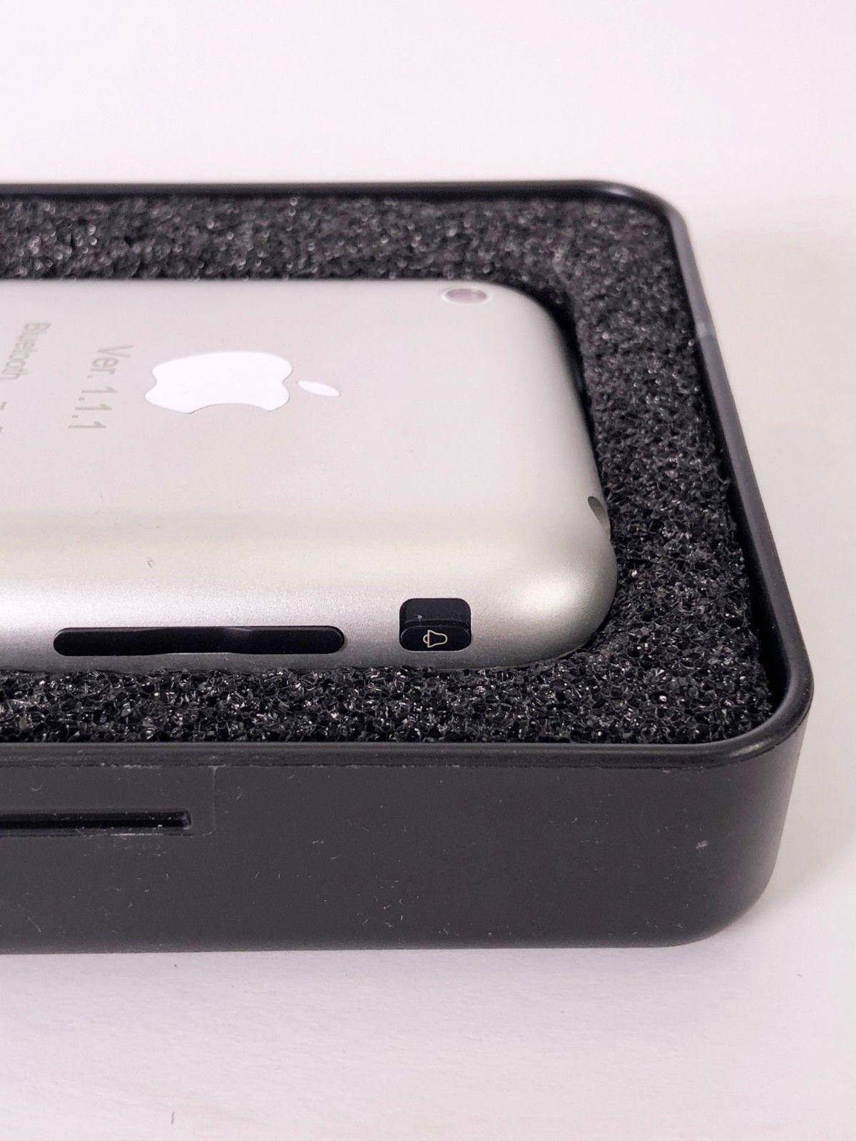 Prototipo del iPhone original en el año 2006