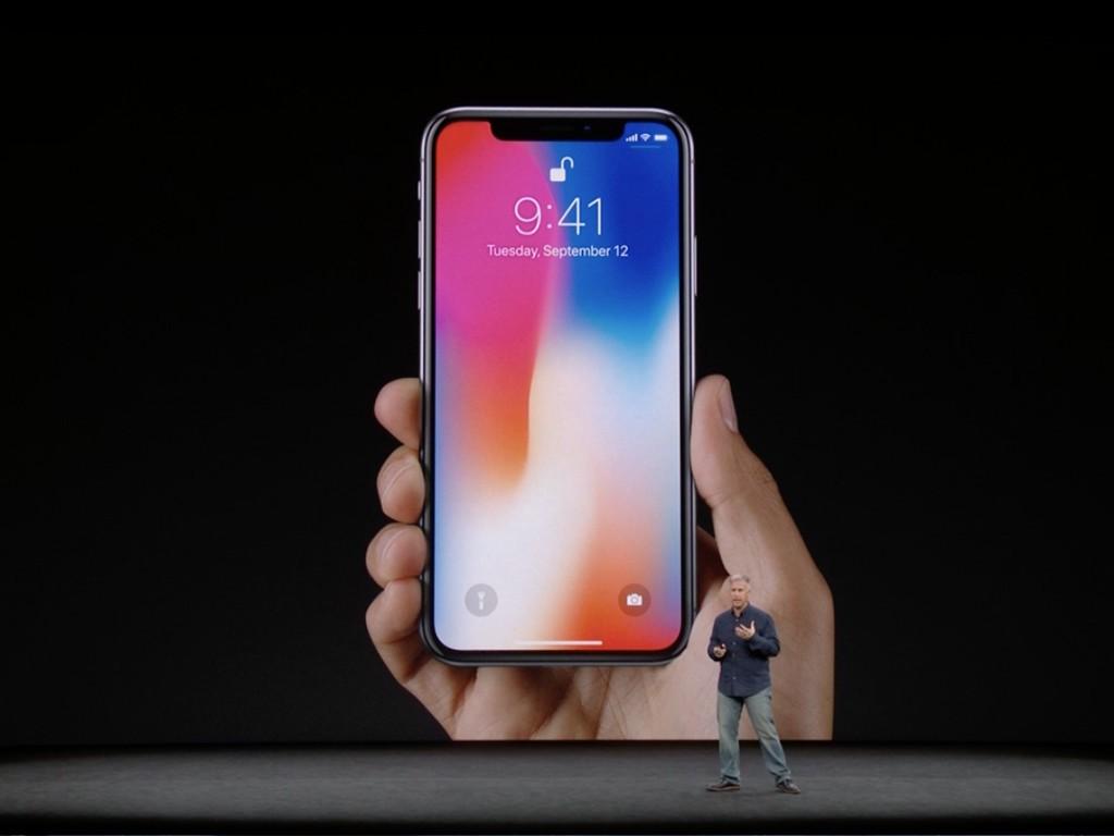 Presentación iPhone X
