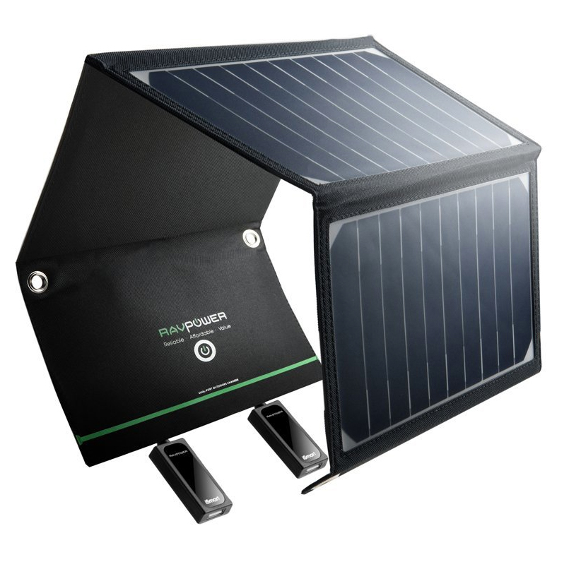 Panel solar de RAVPower
