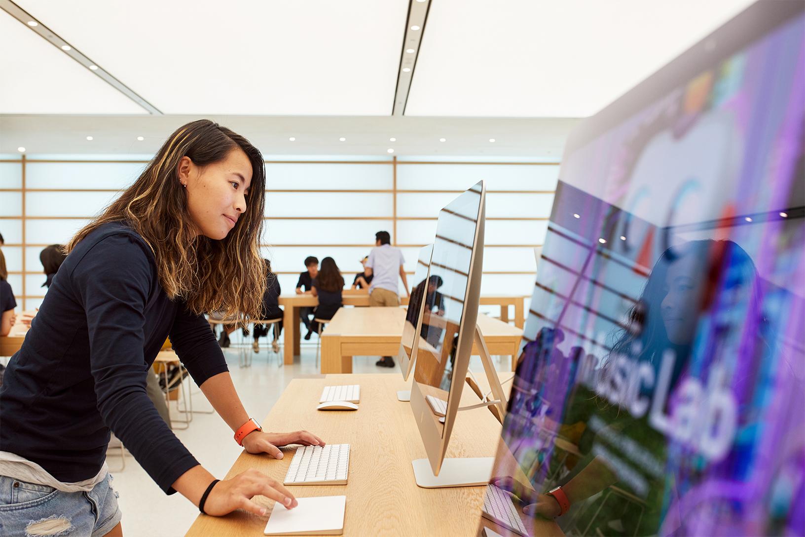 Nueva Apple Store en Kioto
