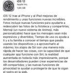 iOS 12 ya disponible para todos, ¡corre a por él!
