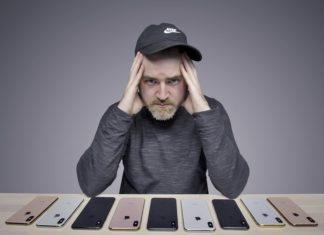 Problemas con el iPhone XS en unbox therapy
