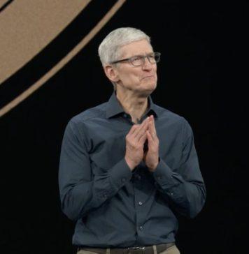 Keynote de presentación del iPhone XS, XS Max y XR - Tim Cook